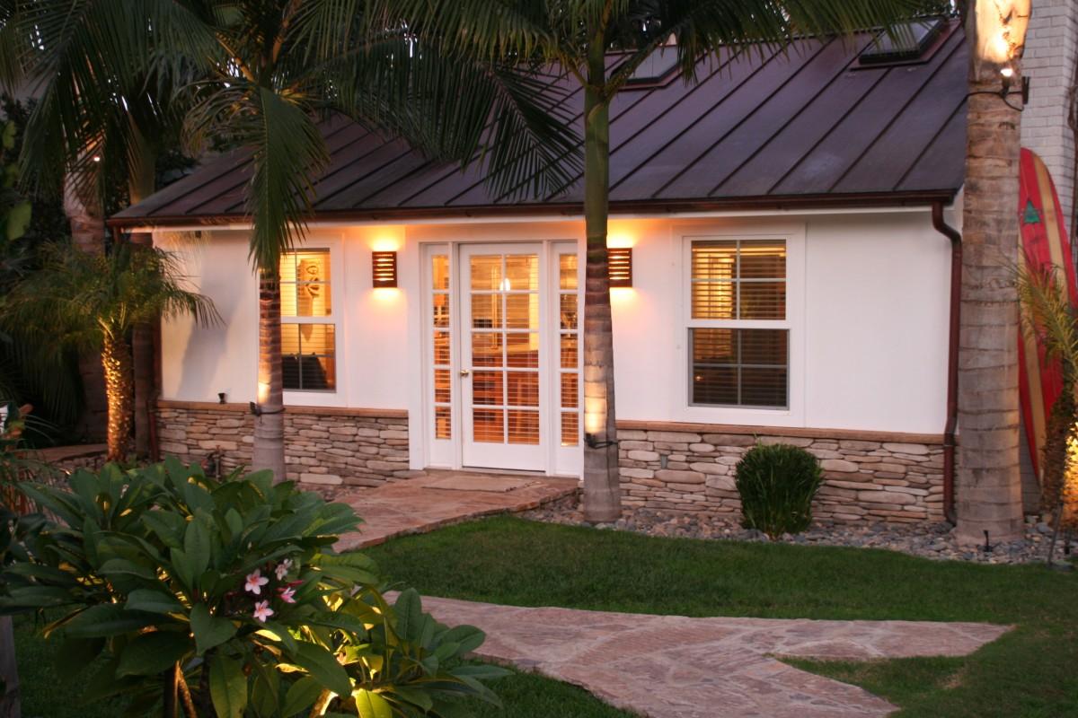 Plantation Beach Cottage Vacation Rental In Encinitas