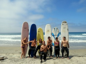 Surfin Encinitas Schools
